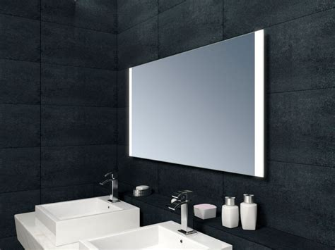 red bathroom mirror natalie illuminated infra red bathroom mirror 650mm x 800mm