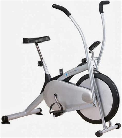 Alat Gim Dan Fitnes Sepeda Magnetik Crosstrainer Bike Tl 600 B sepeda statis platinum bike bandung fitness