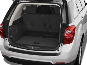 Chevrolet Equinox Size 187 2011 Chevy Equinox Trunk Photo Best Cars News