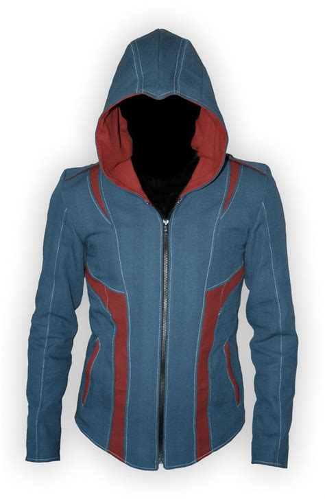 volante design kenway jacket do you want your nerd cred with an ezio auditore hoodie