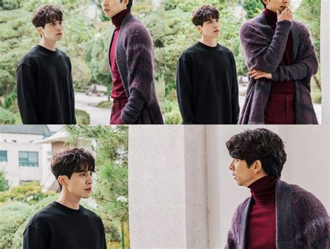 goblin cast ji eun tak lee dong wook s goblin hairstyle kpop korean hair and style