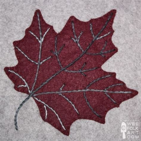 leaf pattern craft variety of applique patterns great to print off and use