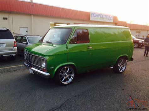 chevy custom vans html autos post