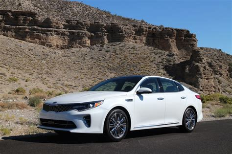 Kia Optima Test Drive 2016 Kia Optima Drive