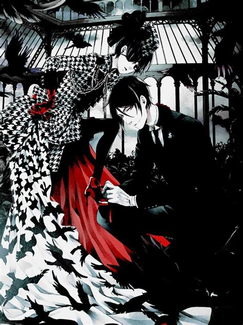 tumblr themes kuroshitsuji black butler