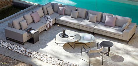 Manutti Zendo Sectional Sofa   Couture Outdoor