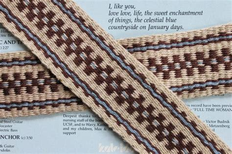 Hemp Weaving Patterns - 33 best images about woven bags on