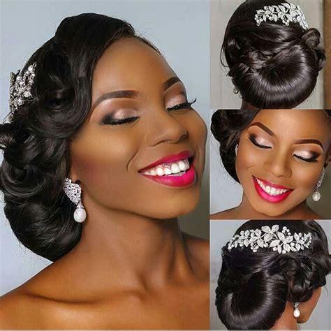 nigerian weddingshair stly best 25 black wedding hairstyles ideas on pinterest