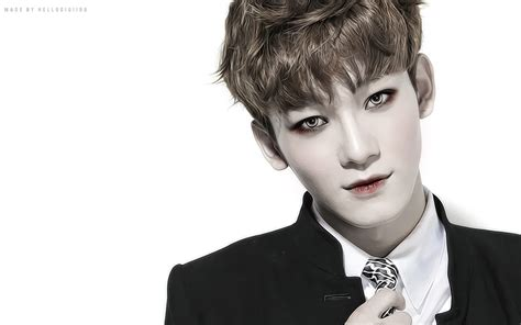 Poster Exo Chen 2 Unofficial fanmade exo chen so cool by hellogigii98 on deviantart