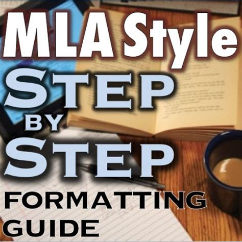 research paper step by step guide 16 best mla format images on