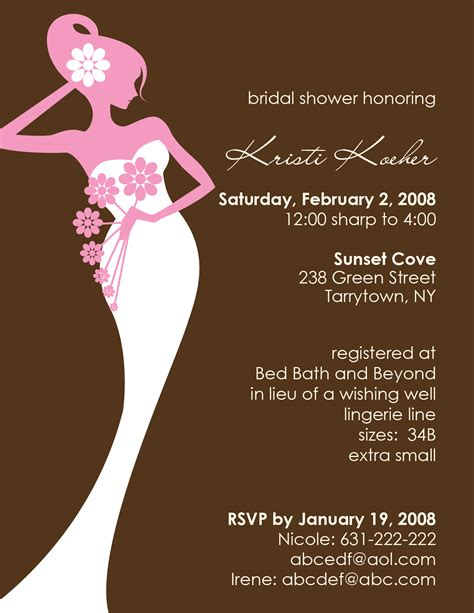 bridal shower invitations 00a1a8 yourmomhatesthis