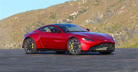 aston martin vantage review beauty   beast roadshow
