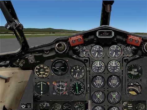 Flight Simulator X Add Ons Package F fsx fs2004 dehavilland dh114 2b dh114 2d heron package flight simulator addon mod