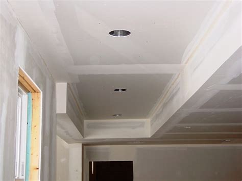 Ideas And Suggestions About Basement Finish And Remodeling Drywall Ceiling