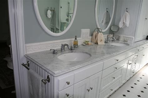 Marble Vanity Countertops by White Marble Countertop Globe Bath Kitchen