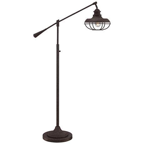 images  industrial design  pinterest industrial floor lamps  bronze wall sconce