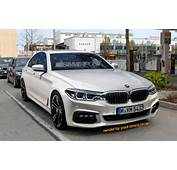 2017 Bmw 5 Series Will Use 3 And 7 Axles  2018