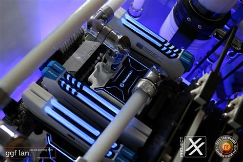 Thermaltake Pacific G14 Y Adapter Black project x thermaltake 2015 casemod invitational