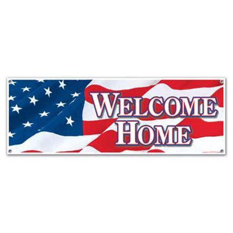 willkommen zuhause banner welcome home deko willkommen zu hause us shop berlin