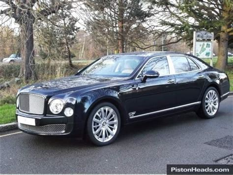 bentley mulliner for sale classic bentley mulsanne mulliner driving spec v8 for