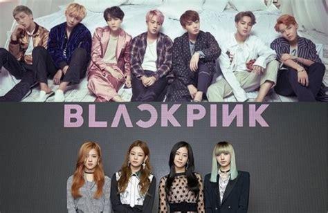 blackpink bts bts dan blackpink jadi korban kesalahan mic di asia artist