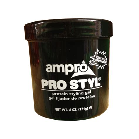 Hair Style Gel Names by Ro Pro Style Black Styling Gel Wholesale