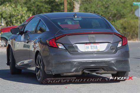 2017 Honda Civic Si Price by 2017 Honda Civic Si Price Interior Exterior Engine Design