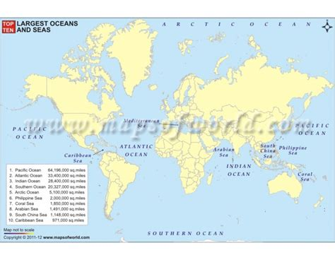 map world seas world map with seas labeled www imgkid the image