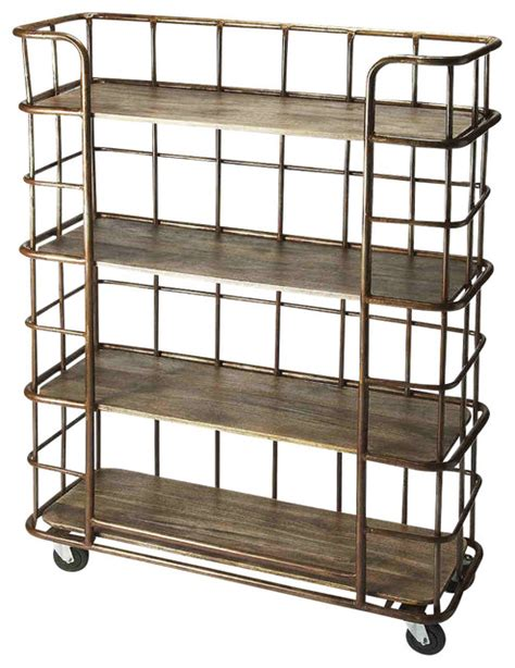 etagere butlers butler industrial chic antioch industrial chic etagere
