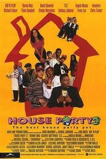 house party 4 down to the last minute 2001 house party 3 wikipedia