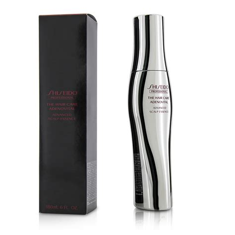 Shiseido Hair Care the hair care adenovital advanced scalp essence by