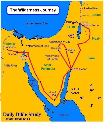 the land of israel a journal of travels in palestine undertaken with special reference to its physical character classic reprint books map of israel s wilderness journey bible