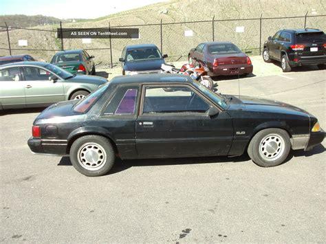 1989 mustang lx 5 0 1989