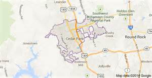 map cedar park cedar park homes for sale realty