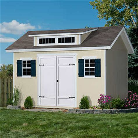 Costco Shed Sale by Stonecroft 12 X 10 Wood Storage Shed