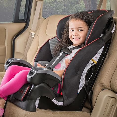 car seat for 2 year on airplane evenflo maestro booster car seat thunder baby