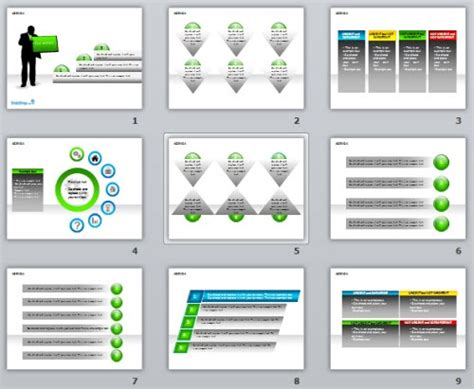 379 Best Images About Powerpoint Presentation Idea On Conference Ppt Templates Free