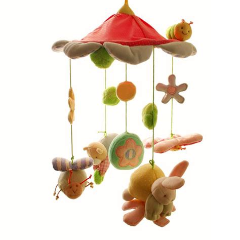 baby musical mobile crib hanging bell www top of