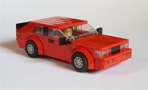Lego Audi by Lego Audi Quattro Brickmafia