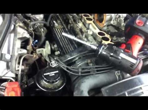 replace valve cover gaskets  toyota   youtube