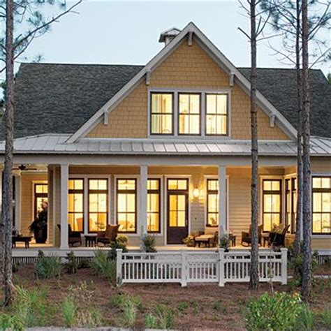 southern living house plans with porches 17 pretty house plans with porches