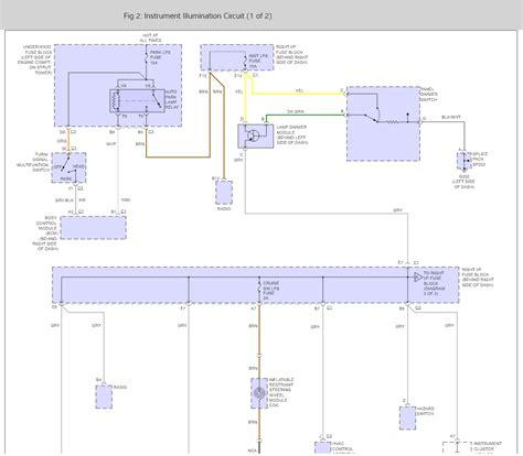 2004 oldsmobile alero dash lights wiring diagrams wiring