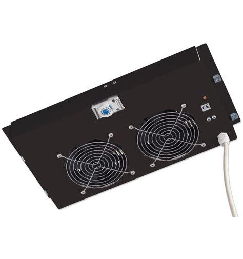 ventola soffitto gruppo di ventilazione a soffitto per rack 19 2 ventole