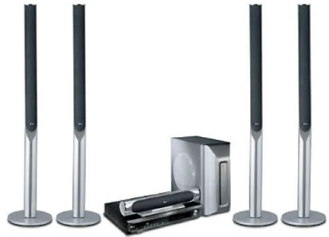lg lgdvt418 600 watt complete home theater sound system