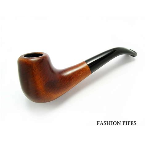 Pipe Wooden handcrafted pipe 6 wooden pipe wood pipe tobacco by