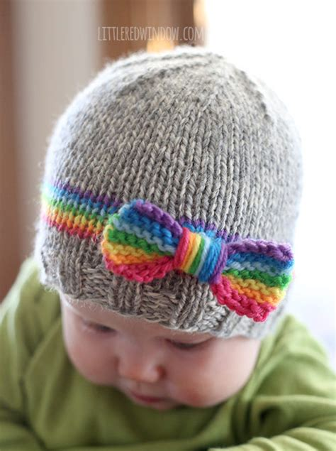 Dodger Beanie Giveaway - child beanie hat knit pattern hat outlet