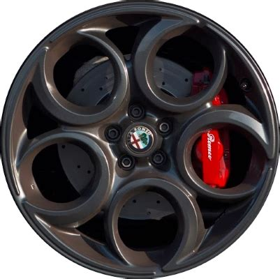 Alfa Romeo Rims by Alfa Romeo 4c Wheels Rims Wheel Stock Oem Replacement