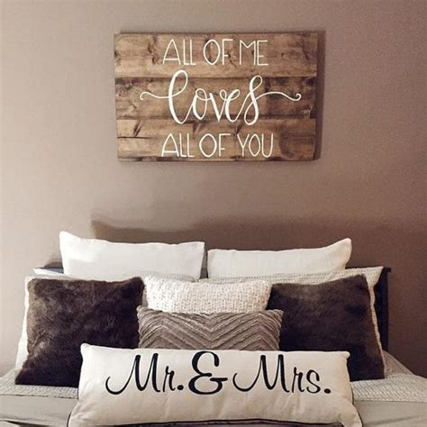 wooden decor 25 best ideas about bedroom signs on diy