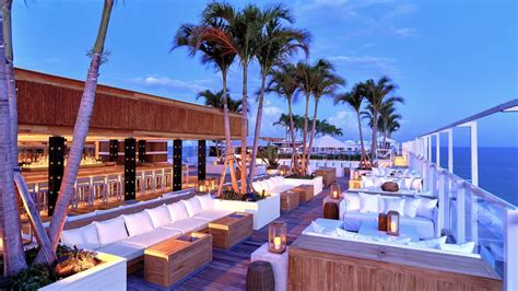 top bars in south beach the best rooftop bars on the coast coastal living