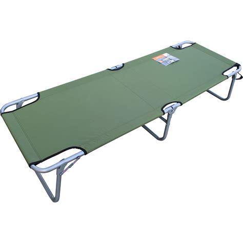 cot bed walmart coleman ridgeline iii c bed folding cing cot